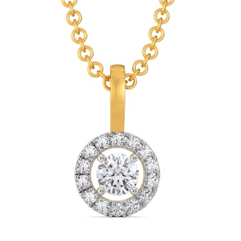 Bling Fling Diamond Pendants