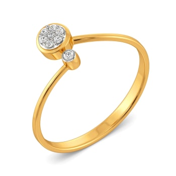Might is Right Diamond Rings