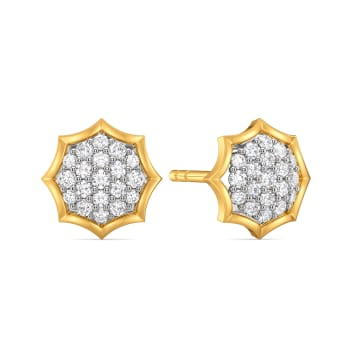 A Bling Thing Diamond Earrings