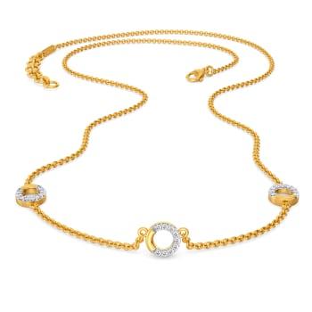 Set Duet Diamond Necklaces