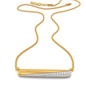 Diagon Ally Diamond Necklaces