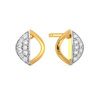 The Glitz Fair Diamond Earrings