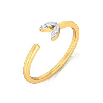 Amity United Diamond Rings