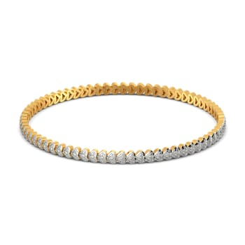 Lily Love Diamond Bangles