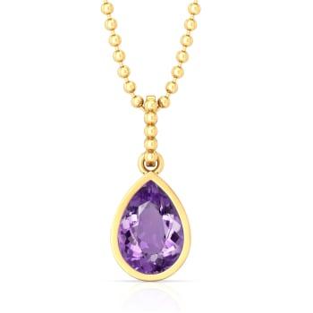 Purple Haze Gemstone Pendants