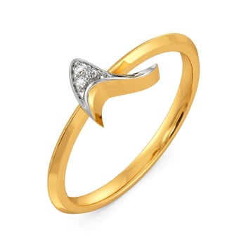 Winter Beanie Diamond Rings