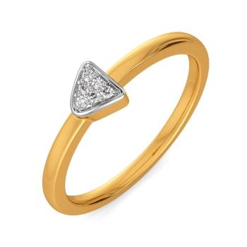 Sober Stride Diamond Rings