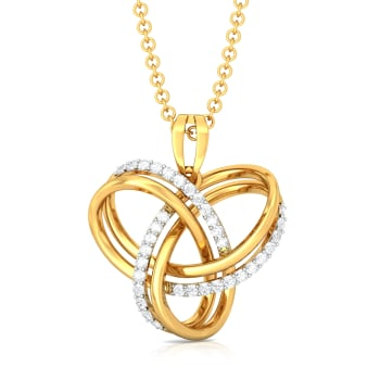Crazy Love Diamond Pendants