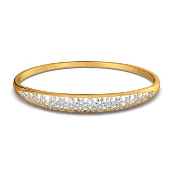 Ace of Lace Diamond Bangles
