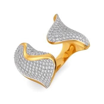 Structural Drama Diamond Rings