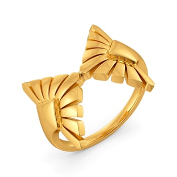 Accent Allure Gold Rings
