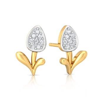 Funtastical Fleur Diamond Earrings