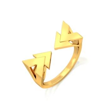 Get Set, Gold Gold Rings