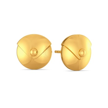 Golden Quest Gold Earrings