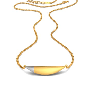 The White Hunt Gold Necklaces