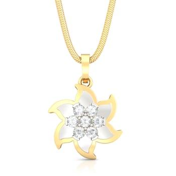 Cosmos Diamond Pendants