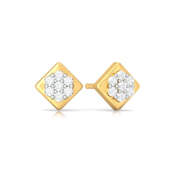 Sparkler Alert Diamond Earrings