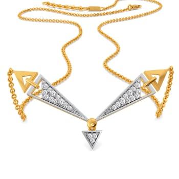 Tailored Power Diamond Necklaces