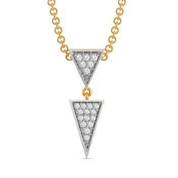 Power Trio Diamond Pendants