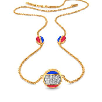 Rule of School Diamond Necklaces