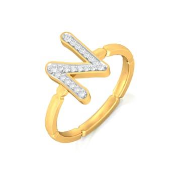 Nirvana Diamond Rings