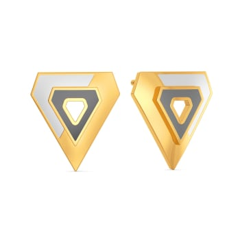 Greydefined Style Gold Earrings