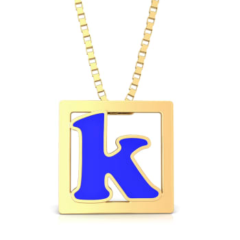 Know-it-all Gold Pendants