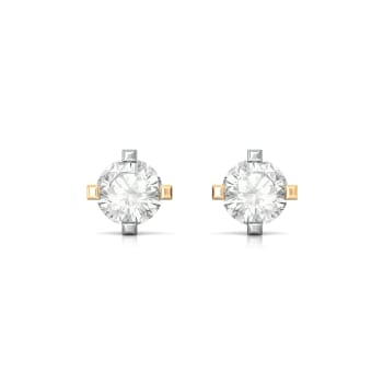 Flawless Diamond Earrings