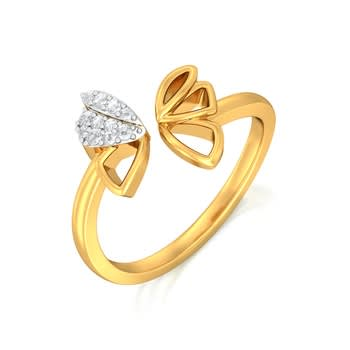 Detailed Dazzlers Diamond Rings