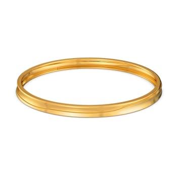 Prim Trims Gold Bangles