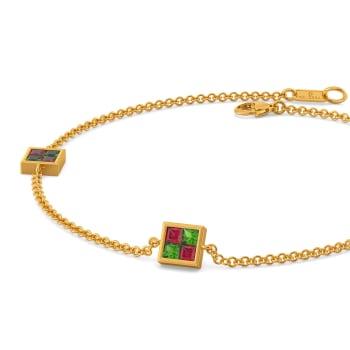 Colour Anthem Gemstone Bracelets
