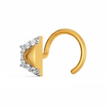 Suit Sophistiquee Diamond Nose Pins