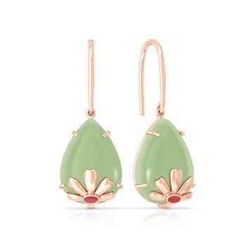 Blossom Lush Gemstone Earrings