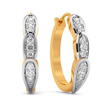 Sea Surfin Diamond Earrings