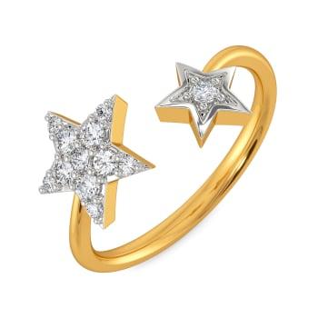 A Star Delight Diamond Rings