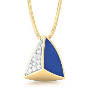 Electrik! Diamond Pendants