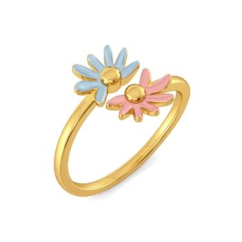Fleur n Finesse Gold Rings