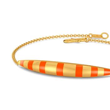 Tangy Angie Gold Bracelets