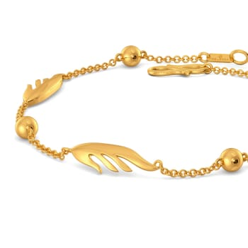 Room For Plume Gold Bracelets