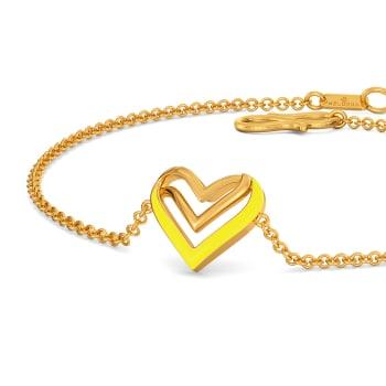 Valentine Sun Gold Bracelets