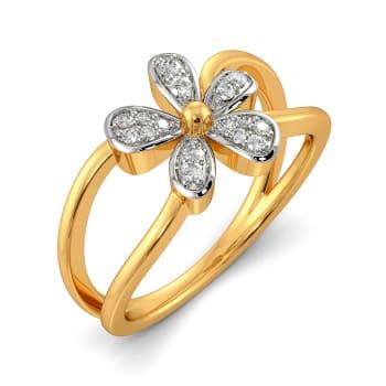 Magnolia Muse Diamond Rings