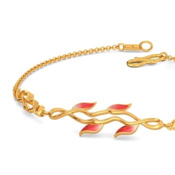 Lobster Claws Gold Bracelets