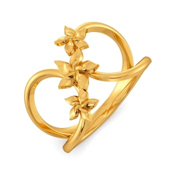 Team Tropical Gold Rings