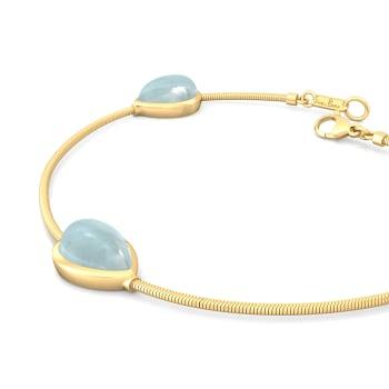 Freshwater Blue Gemstone Bracelets