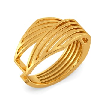 Rebel Ready Gold Rings