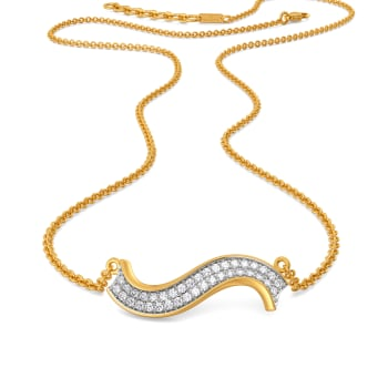 French Madame Diamond Necklaces