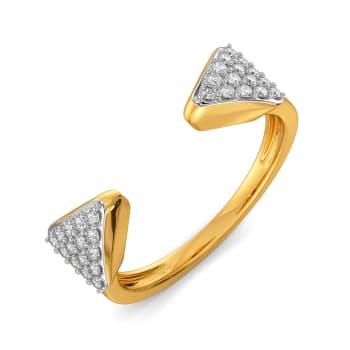 Hip Hems Diamond Rings