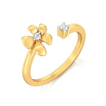 Cosy Posy  Diamond Rings