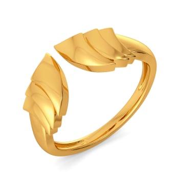 Saviour Soiree Gold Rings