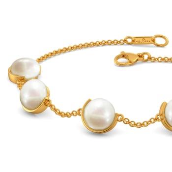 Hots for Dots Gemstone Bracelets